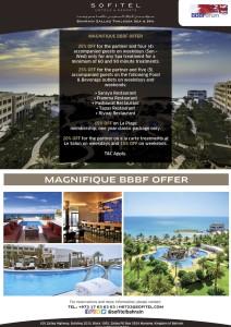 Sofitel Hotel offer