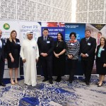 1 H.E. Roddy Drummond and BBBF Chairman Khalid Al Zayani OBE with the BBBF Executive Committee