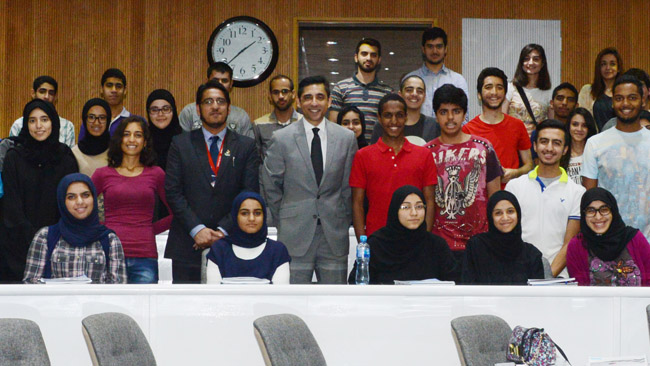 CPISP-organizes-lecture-on-employment-for-student-candidates